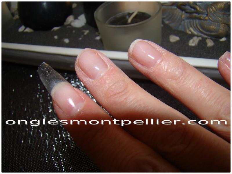 faux ongles chablon